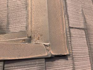 生駒市 屋根雨漏り改善工事 ダイタク