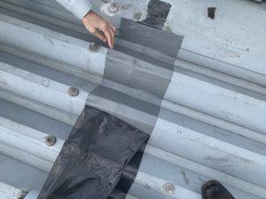 生駒市 テンナト屋根雨漏り改善工事 ファストフラッシュ ダイタク