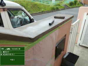 奈良市 戸建て 外壁塗装 屋根改修 防水工事 バルコニー DAITAKU ダイタク