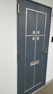 東大阪市 マンション 玄関モール 剥がれ 補修工事 ダイタク DAITAKU