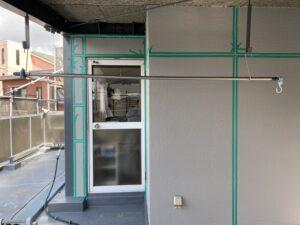 生駒市 戸建て 外壁塗装工事 ダイタク DAITAKU シーリング工事