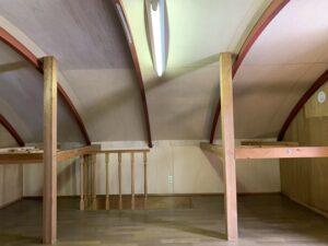 奈良市 戸建て 屋根改修工事 屋根裏 天井貼替え ダイタク DAITAKU 雨漏り
