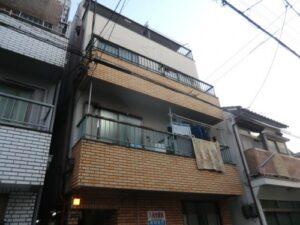 大阪市 マンション 漏水改善 シーリング工事 DAITAKU ダイタク