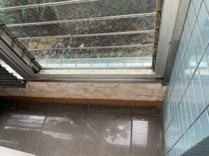 東大阪市 漏水改善 シーリング工事 DAITAKU ダイタク 雨漏り