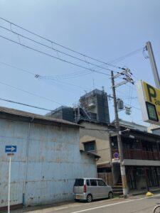 大阪市 マンション 漏水改善 改修工事 DAITAKU ダイタク