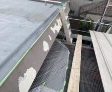 生駒市 戸建て 外壁塗装工事 ダイタク DAITAKU 下地補修工事