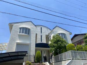 奈良市 戸建て 外壁塗装 DAITAKU ダイタク