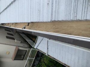 東大阪市 戸建て 雨樋掃除 ダイタク DAITAKU