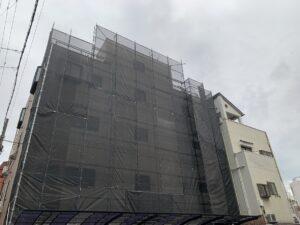大阪市 マンション 外壁塗装 ダイタク DAITAKU