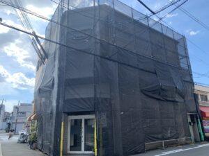 大阪市 医院 外壁塗装 屋根塗装 タイル補修 ダイタク DAITAKU