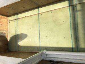 東大阪市 新築 戸建て バルコニー FRP防水工事 ダイタク DAITAKU