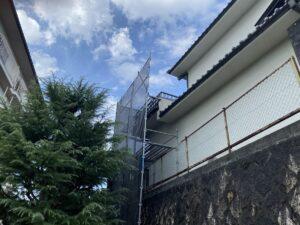 生駒市 戸建て バルコニー改修工事 DAITAKU ダイタク
