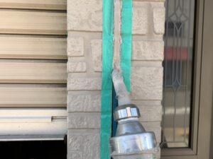 大阪市 戸建て 外壁塗装工事 シール DAITAKU ダイタク
