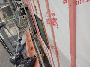 生駒市 戸建て 外壁改修 サイディング工事 ダイタク DAITAKU